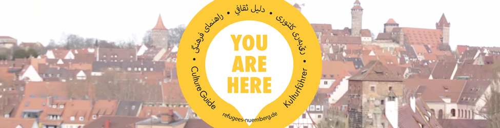 Refugees Nürnberg • you are here