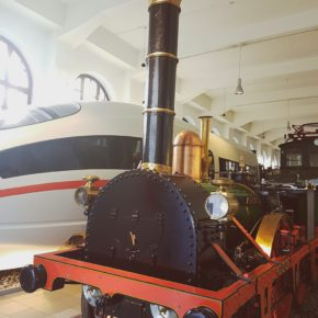 موزه قطار آلمان