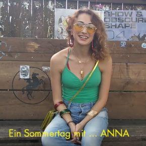 یک روز تابستانی با آنا