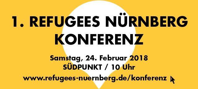 1. Refugees Nürnberg Konferenz