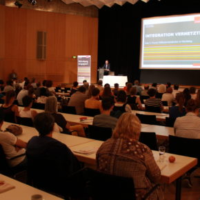"The 3rd ""Forum Willkommenskultur"" event"